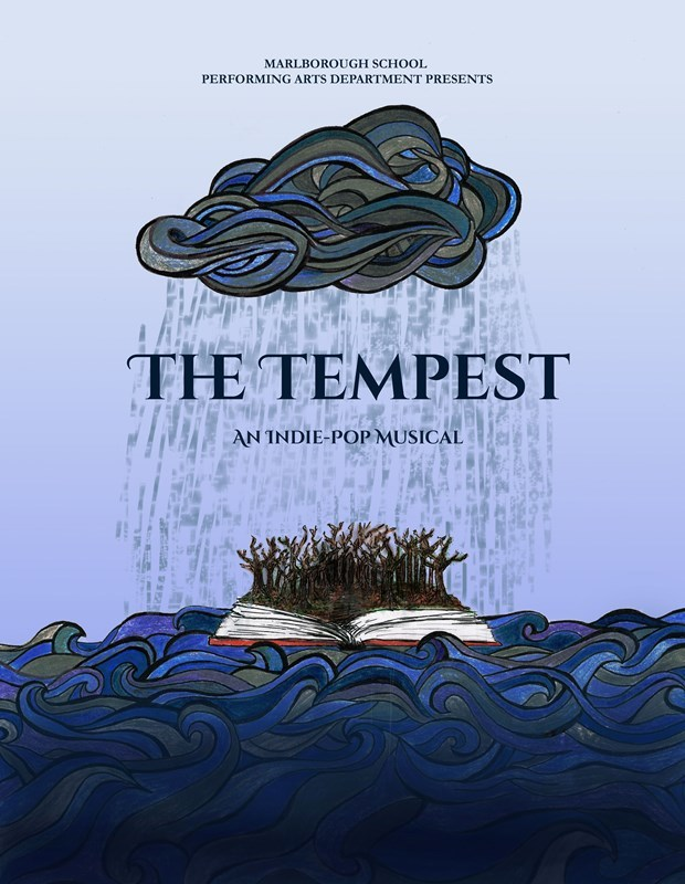 Marlborough Performing Arts Department presents The Tempest - An Indie-Pop Musical