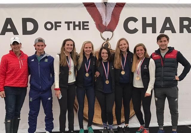 Alex Ulin '16 Wins Gold Medal at Head of the Charles