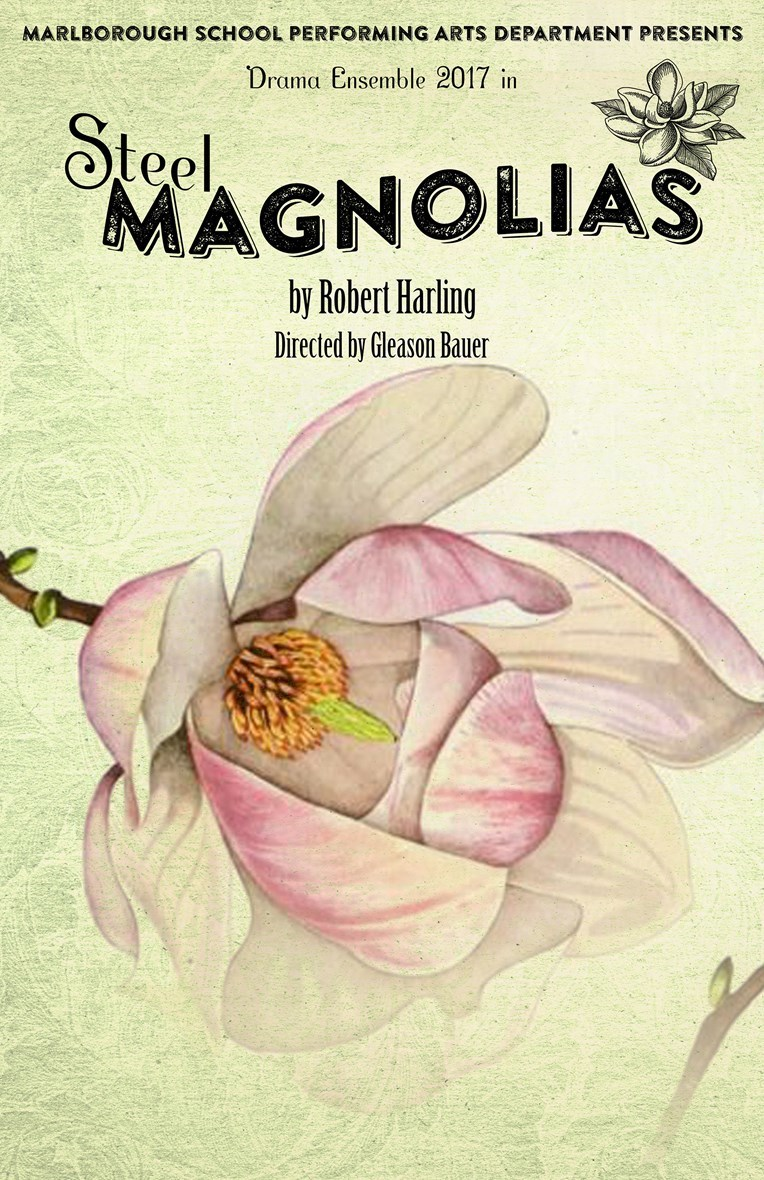 "Marlborough Presents ""Steel Magnolias"""