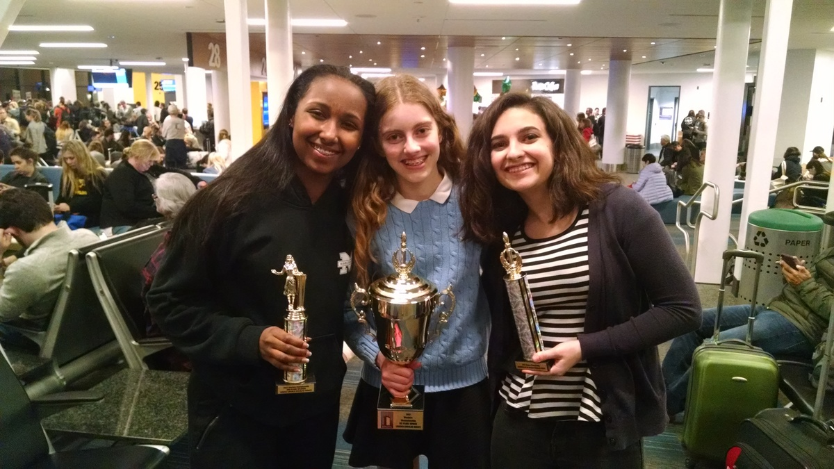 Marlborough's Lincoln-Douglas Debate Team Ends a Strong Season