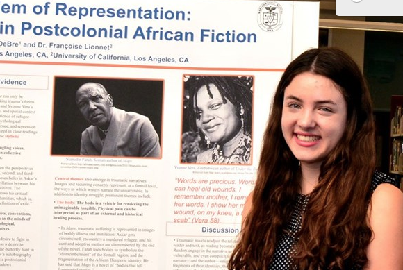 Isabel D. '14 awarded the Adroit Prize for Prose