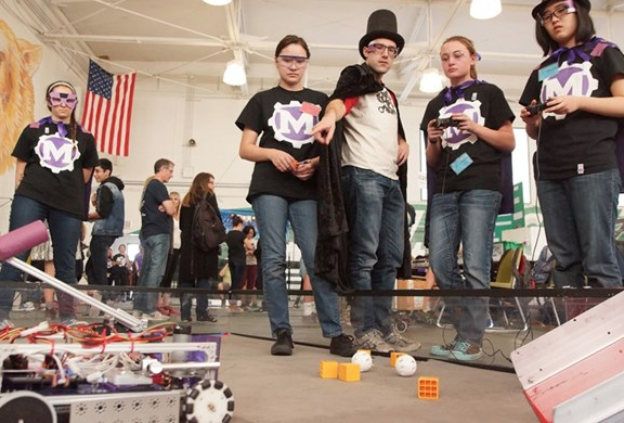 Marlbots Bring Home Big Honors