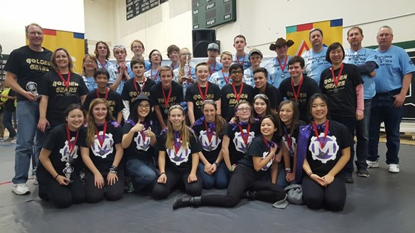More Awards for Marlbots at Robotics Qualifying Tournament
