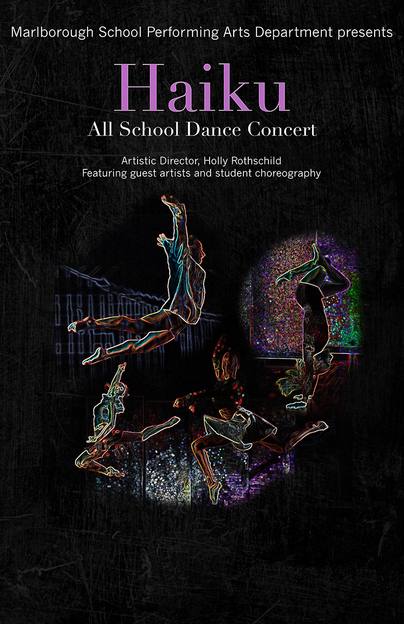 All School Dance Concert: Haiku