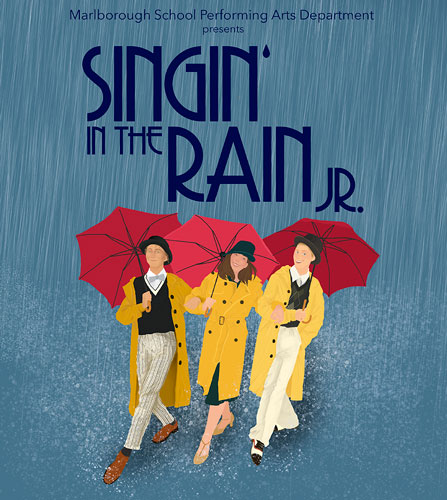 Middle School Play: Singin' in the Rain